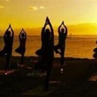 Sunday Sunset Yoga