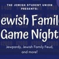 Jewish Family Game Night!