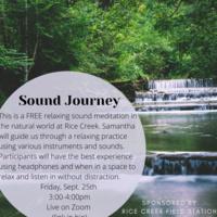 Sound Journey info