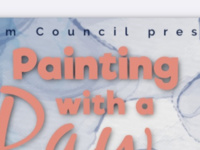 Painting with a Paw