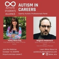 Autism in Careers