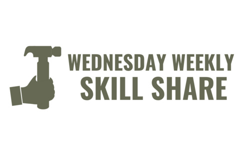 Wednesday Weekly Skill Share: Winter Life Hacks, House & Apartment Seasonal Preparation