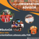 #BeAnOA: Orientation Advisor Information Session
