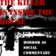 Wicked Week: The Killer is Inside the House:  Horror As Social Commentary:  A Virtual Trivia Night
