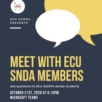 Meet with ECU SNDA Members