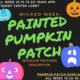 Wicked Week: Painted Pumpkin Patch