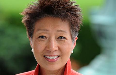 A Conversation with Jane Chu