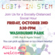 LGBT+ in STEM Socially-Distanced Ally-Inclusive Social Hour