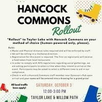 Hancock Commons Rollout