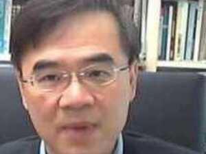 Dr. Michael Liu, Asian Studies Center 2020-2021 Global Professor