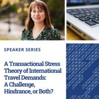 Center for International Human Resource Studies Speaker Series