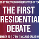 Presidential Debate - Hosted by Young Conservatives of Texas