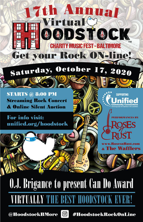 17th Annual Hoodstock Concert
