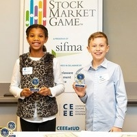 Fall Stock Market Game for Delaware 4th-12th Grade Students