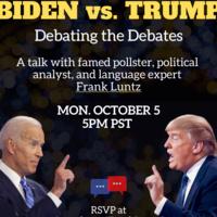 Biden vs. Trump: Debating the Debates