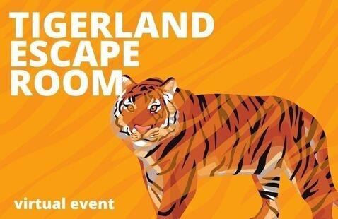 Tigerland Escape Room - A Live Virtual Event