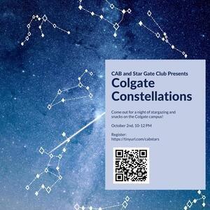 Colgate Constellations