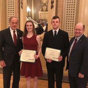 2019 Keys Scholarship Award Winners