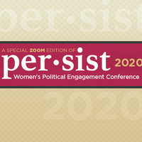 Persist: Women's Political Engagement Conference
