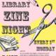 Virtual Library Zine Night : Slashers & Horror