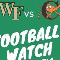 Wake Forest Vs Campbell Football Watch Party