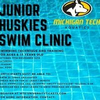Junior Huskies Swim Clinic