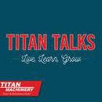 Titan Talks - Virtual Internship Info Session