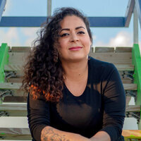 Jaquira Diaz, author of the acclaimed memoir Ordinary Girls
