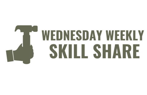 Wednesday Weekly Skill Share: Sustainability During the Holidays