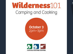 Wilderness 101-Camping and Cooking (Ages 10+)