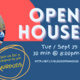 Join us for Klesis Open House!