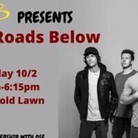 CAB Presents....The Roads Below @ FallFest