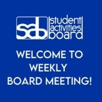 Weekly Board Meeting (10/01)