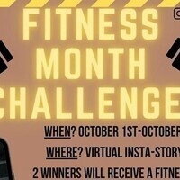 Fitness Month Challenge