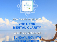 Yoga for Mental Clarity Workshop