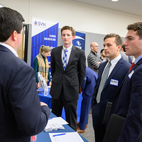 Real Estate Club Career Fair