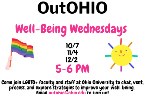 OutOHIO: Well-Being Wednesdays