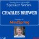 SoE Speaker Series: Charles Brewer