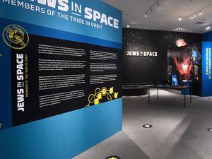 Jews in Space: Members of the Tribe in Orbit