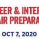 Career Fair Prep! virtual event