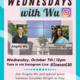 Wednesdays with Wu