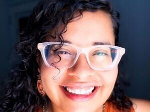 Abby Bonilla, the artist who will lead us