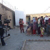Alternative Cinema: No Burqas Behind Bars - Q&A