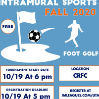 Intrmural: Foot Golf