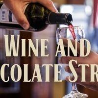 Wine and Chocolate Stroll