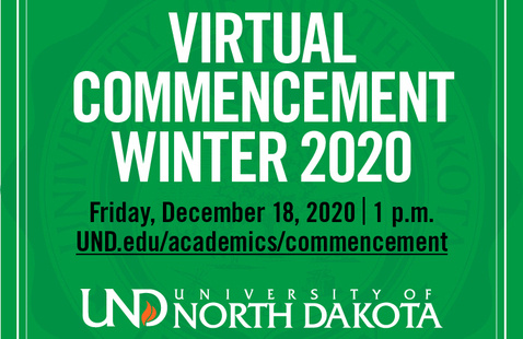 Virtual Winter Commencement
