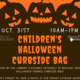 Children's Halloween Curbside Bag