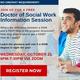 Doctor of Social Work Information Session