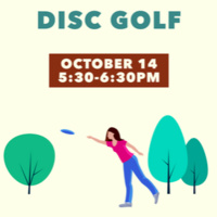 Drop-In Campus Adventures: Disc Golf