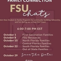 NSFP Family Connections: FSU Chats Series